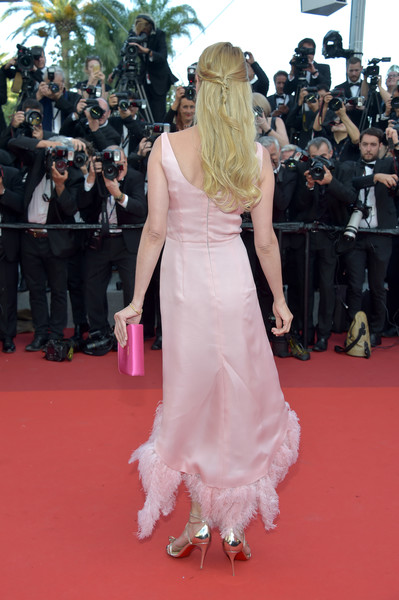 70th Anniversary Red Carpet Arrivals - The 70th Annual Cannes Film Festival