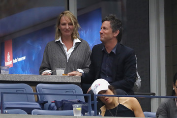 Uma Thurman 2017 US Open Tennis Championships - Day 10