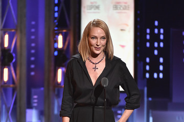Uma Thurman 2017 Tony Awards - Show