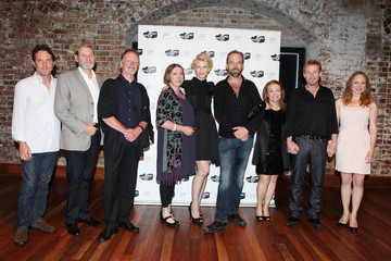 Hayley McElhinney Uncle Vanya Opening Night In Sydney