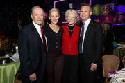 (L-R) Frank Price, actress Penelope Ann Miller, Katherine Price, and honoree Roy Price attend United Friends Of The Children Brass Ring Awards Dinner honoring Roy Price and Ande Rosenblum at The Beverly Hilton Hotel on June 2, 2015 in Beverly Hills, California.
