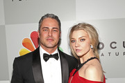 Actors Taylor Kinney and Natalie Dormer attend Universal, NBC, Focus Features and E! Entertainment Golden Globe Awards After Party sponsored by Chrysler at The Beverly Hilton Hotel on January 10, 2016 in Beverly Hills, California.