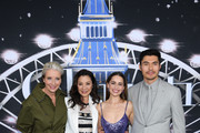 Michelle Yeoh and Henry Golding Photos Photo