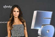 Jordana Brewster attends Universal Pictures Presents The Road To F9 Concert and Trailer Drop on January 31, 2020 in Miami, Florida.