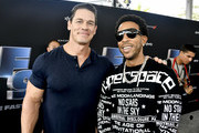 John Cena and Ludacris attend Universal Pictures Presents The Road To F9 Concert and Trailer Drop on January 31, 2020 in Miami, Florida.