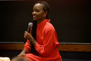 Lupita Nyong'o attends a special screening of 'Us' presented by Universal Pictures on November 06, 2019 in New York City.