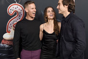 """Christopher Landon, Rachel Matthews, and Blaine Kern attend Universal Pictures Special Screening Of """"Happy Death Day 2U"""" at ArcLight Hollywood on February 11, 2019 in Hollywood, California."""
