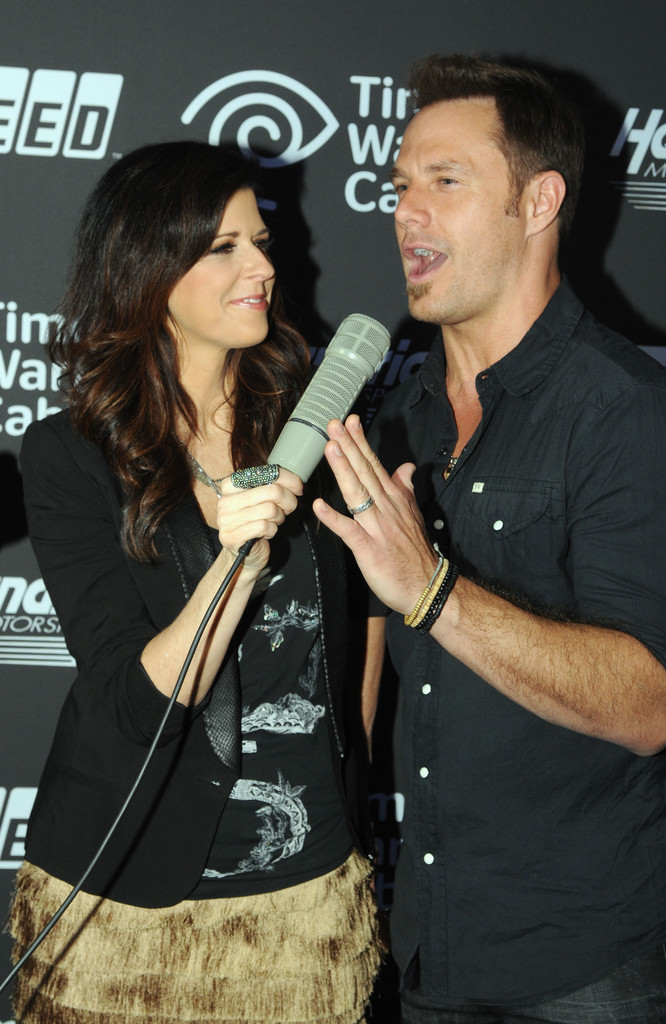 Time Warner Cable Specials >> Jimi Westbrook's Wife Karen Fairchild - Country Music's Hottest Wives and Girlfriends - Zimbio