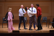 (L-R) Amy Poehler, Matt Walsh, Horatio Sanz. Ian Roberts and Matt Besser perform onstage during ASSSSCAT with the Upright Citizens Brigade Live at Carnegie Hall celebrating the 20th Anniversary of Del Close Marathon on June 28, 2018 in New York City.