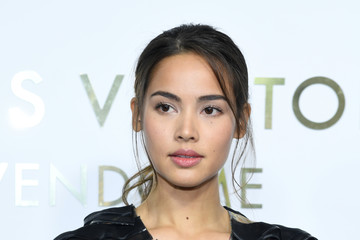 Urassaya Sperbund Louis Vuitton's Boutique Opening At Place Vendome - Paris Fashion Week Womenswear Spring/Summer 2018
