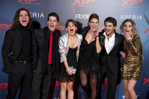 """XP3D"" Premiere In Madrid"