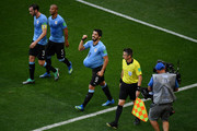 Diego Godin Luis Suarez Photos Photo