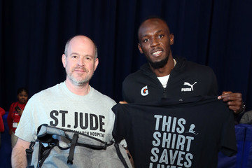 Usain Bolt Social Ready Content: Super Bowl LIII Parties And Entertainment