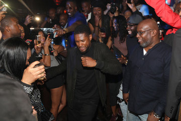Usher The 8th Annual Mark Pitts And Bystorm Ent Post BET Awards Party