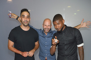 Usher Guests Attend the Yoobi X Usher VIP Launch Event