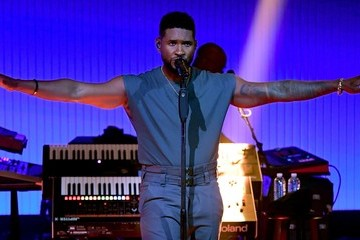Usher European Best Pictures Of The Day - September 20