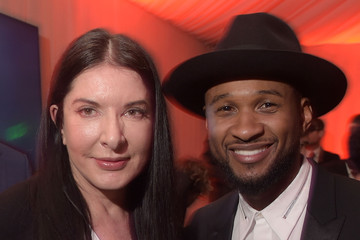 Usher Terry Raymond The Art Of Elysium And Samsung Galaxy Present Marina Abramovic's HEAVEN - Red Carpet