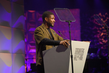 Usher Songwriters Hall Of Fame 49th Annual Induction And Awards Dinner - Show