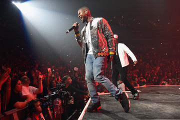 Usher Puff Daddy And The Family Bad Boy Reunion Tour Presented By Ciroc Vodka And Live Nation - May 20