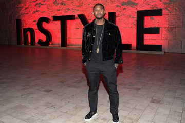 Usher InStyle Presents the Second Annual InStyle Awards - Red Carpet