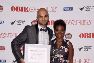 Usman Ally The 60th Annual Obie Awards
