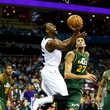 Kemba Walker Rudy Gobert Photos