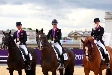 Uthopia Olympics Day 11 - Equestrian
