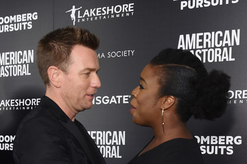 Uzo Aduba Lionsgate and Lakeshore Entertainment With Bloomberg Pursuits Host a Screening of 'American Pastoral' - Arrivals