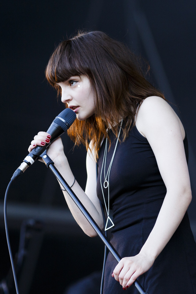 Lauren Mayberry Photos Photos V Festival Hylands Park Day 1 Zimbio