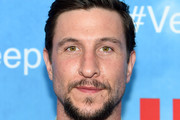 """Actor Pablo Schreiber attends the """"VEEP"""" Season 4 New York Screening at the SVA Theater on April 6, 2015 in New York City."""