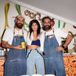Valentina Siragusa Seletti Lunch Powered By Lavazza & Costardi Bros At Toiletpaper Home
