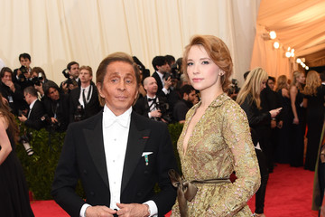 Valentino Garavani Red Carpet Arrivals at the Met Gala — Part 3