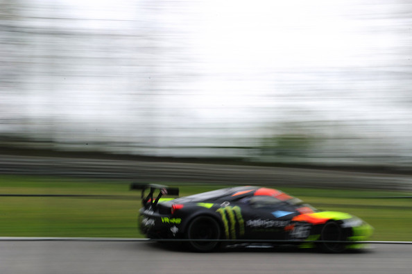 Blancpain Gt Endurance Series In Monza Test Day 2