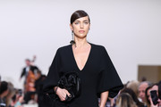 (EDITORIAL USE ONLY) Irina Shayk walks the runway during the Valentino as part of the Paris Fashion Week Womenswear Fall/Winter 2020/2021 on March 01, 2020 in Paris, France.