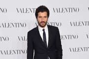 Actor Francesco Scianna attends the Valentino Sala Bianca 945 Event on December 10, 2014 in New York City.