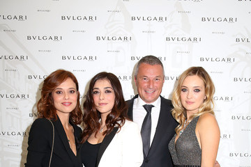 Valeria Bilello Bvlgari Tribute to Spanish Steps - Opening Event 9238e3b18e4ba