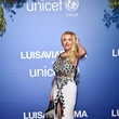 Valeria Marini Unicef Summer Gala Presented By Luisaviaroma – Photocall