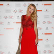 Valeria Marini Charity Dinner - 13th Rome Film Fest