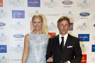 Valeria Mazza Guests Attend the Starlite Gala in Marbella