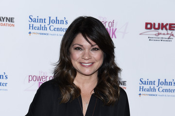 Valerie Bertinelli Arrivals at the Power of Pink