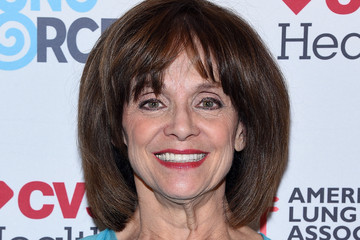 Valerie Harper American Lung Association 's LUNG FORCE Launches Its Share Your Voice Initiative