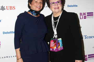 Valerie Jarrett Billie Jean King Leadership Initiative Gala