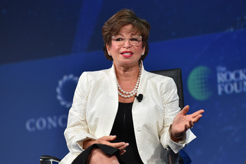 Valerie Jarrett 2016 Concordia Summit Convenes World Leaders to Discuss the Power of Partnerships - Day 2