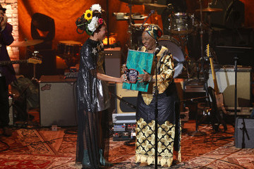 Valerie June The 20th Annual Americana Honors & Awards -Inside