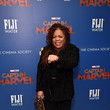 Valerie Simpson FIJI Water With The Cinema Society Host A Special Screening Of 'Captain Marvel'