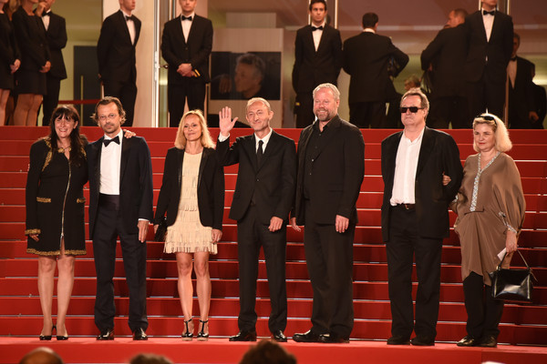 """""""Valley Of Love"""" Premiere - The 68th Annual Cannes Film Festival"""
