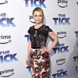 Valorie Curry 'The Tick' Blue Carpet Premiere
