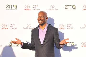 Van Jones Environmental Media Association's 27th Annual EMA Awards - Red Carpet