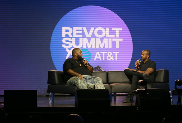 REVOLT X AT&T Host REVOLT 3-Day Summit In Los Angeles - Day 1
