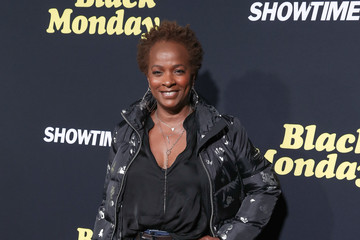 Vanessa Bell Calloway Premiere Of Showtime's 'Black Monday' - Arrivals
